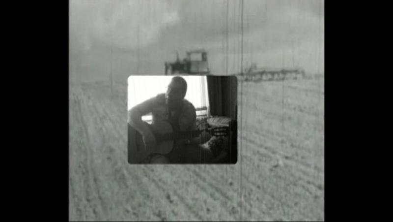 Трактор в поле дыр дыр дыр(клип)