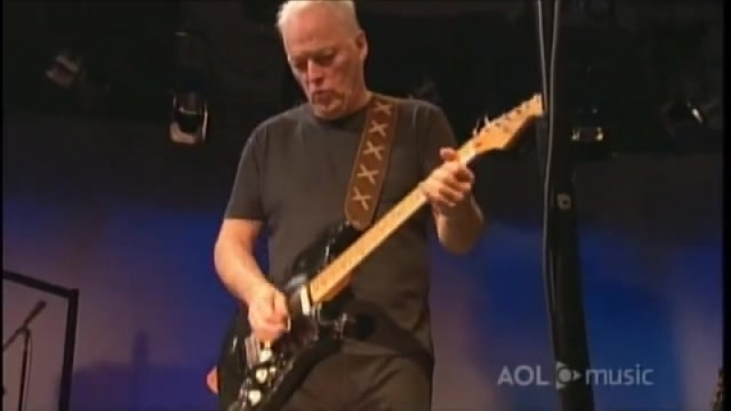 DAVID GILMOUR AOL Sessions 2006