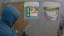 Покраска и пропитка OSB плит через краскопульт