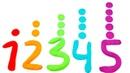 Лепим и учим цифры от 1 до 5. Учимся считать. Цифры для детей. Развивающее видео для самых маленьких