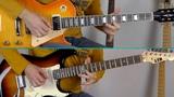 The Eagles - Hotel California - Solo (Guitar Tutorial)