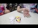 Машинка из бумаги. Гоночная. Оригами. Своими руками для мальчиков