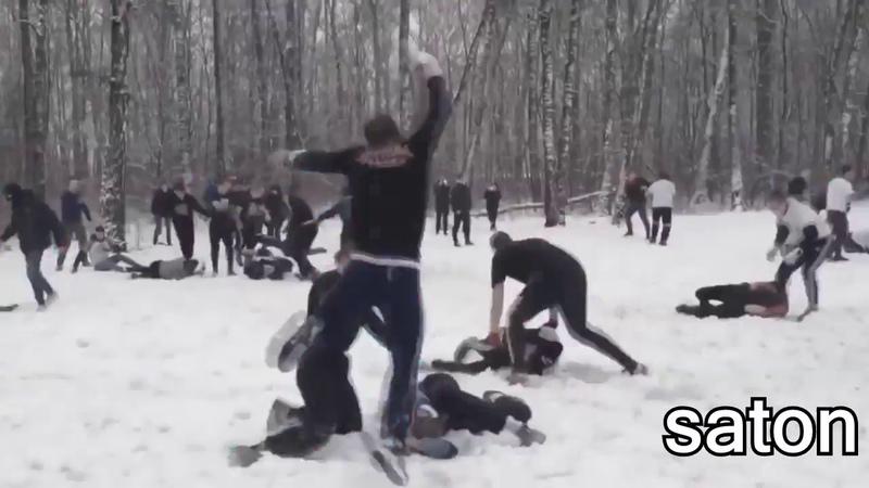 ЖЕСТОКАЯ ПОДБОРКА ЗАБИВОВ ОФ Vine3 (Уличный драки)