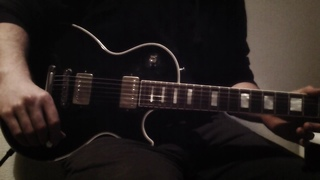 Bare Knuckle Painkiller Pickups - Gibson Les Paul - Victory VX Kraken