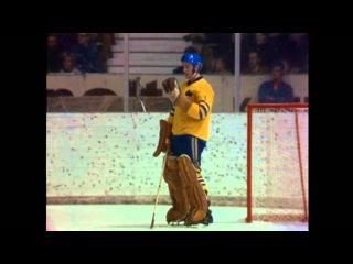 Чемпионат мира 1970 года.Финальный раунд  Швеция - СССР
