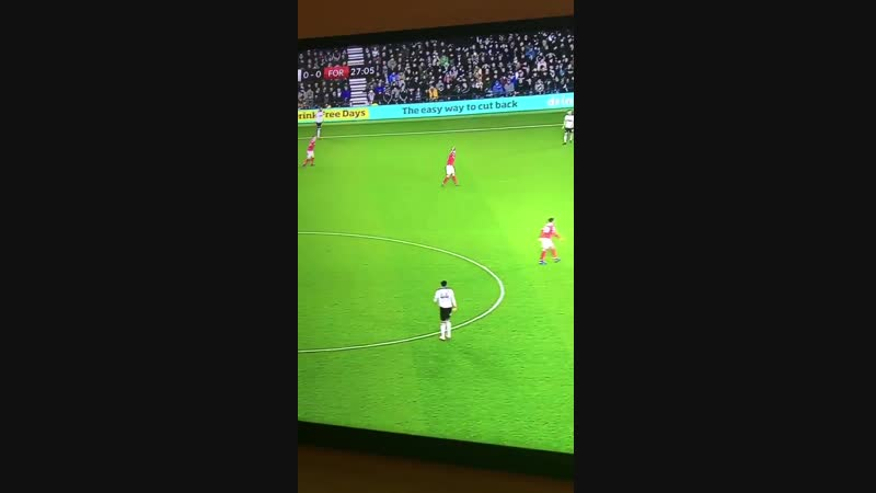 Sky TV — f*cking sh*t rings out in the derby v forest