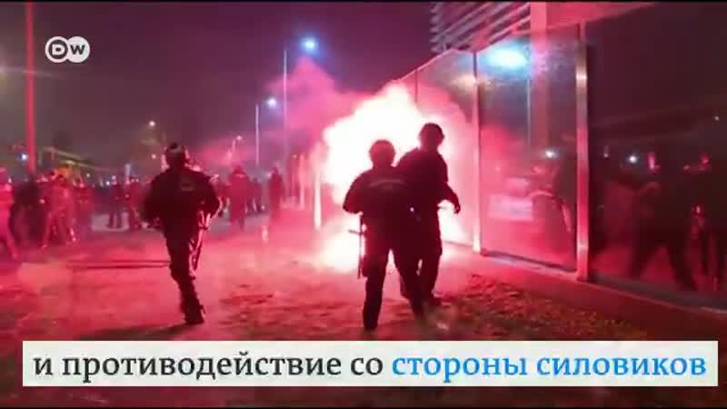 Общественные СМИ отказываются показывать то что происходит на улицах Венгрии и в парламенте говорят оппозиционные депутаты