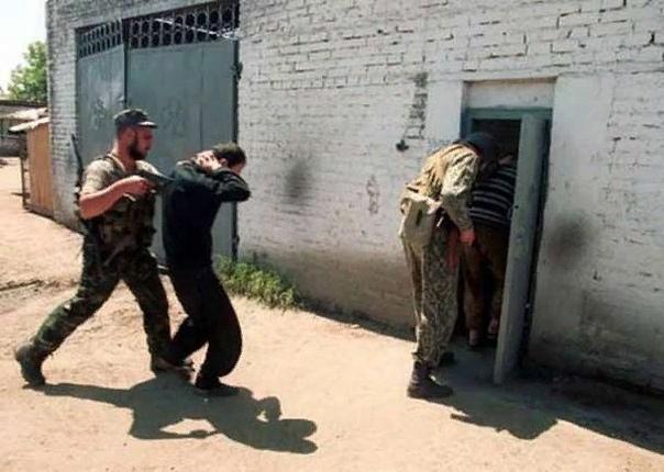 Спецслужбы и похищения людей ч3
