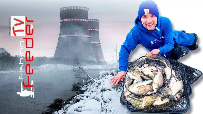 💥Vlog 32 Рыбалка на фидер. Атомный фидер в Удомле. Ловля тиляпии толстолобика сазана. Рыбалка 2019