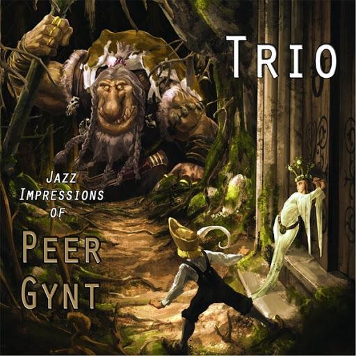 Trio альбом Jazz Impressions of Peer Gynt