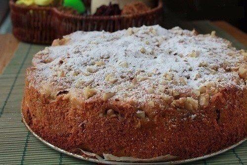 """Обалденный яблочный пирог """"Домашний"""" Ингредиенты: Тесто: ●300 г сметаны, ●3 яйца, ●200"""