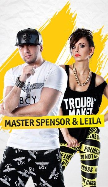 Master Spensor and Leila - DanceHall SuperStar (2016)