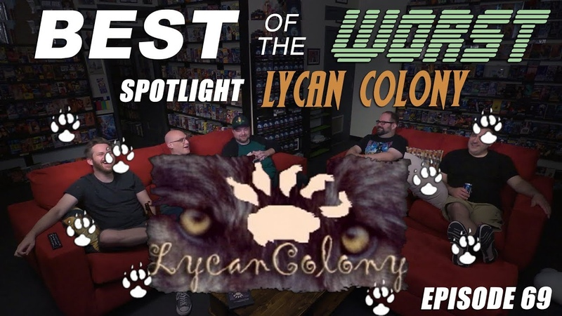 Best of the Worst Lycan Colony