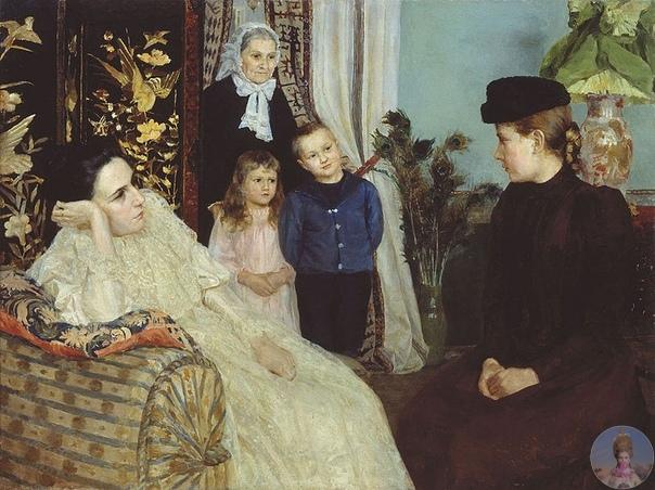 1 августа родилась Эмилия Яковлевна Шанкс (1857-1936 - англо-русская художница, первая женщина-живописец, принятая в Товарищество передвижных художественных выставок.Родилась в Москве в семье