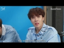 RUS SUB18.05.18 BTS Plays With Puppies While Answering Fan Questions @ BuzzFeed Celeb