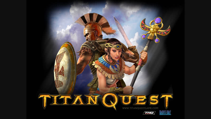 Titan Quest. Правосудие по-спартански (стример - Тедан Даспар)