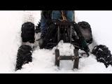 самодельный квадроцикл из урала 4Х4