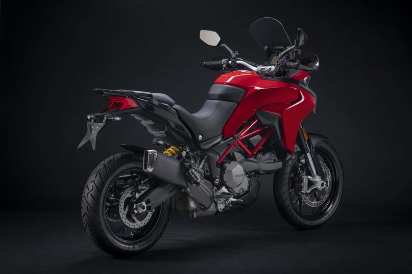 EICMA 2108: турэндуро Ducati Multistrada 950 S 2019