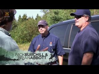 Проклятие острова Оук 2 сезон 9 серия из 10 - Опасное погружение (2014) HD 720p