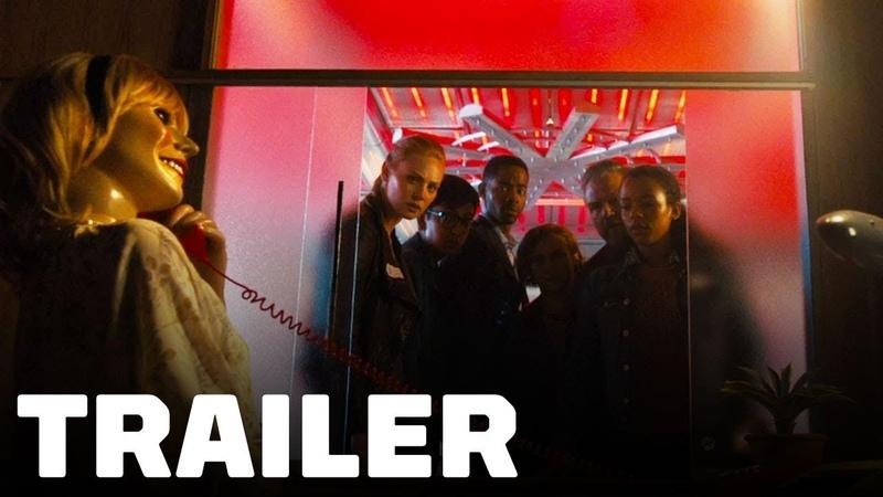 Escape Room Trailer (2019) Tyler Labine, Deborah Ann Woll