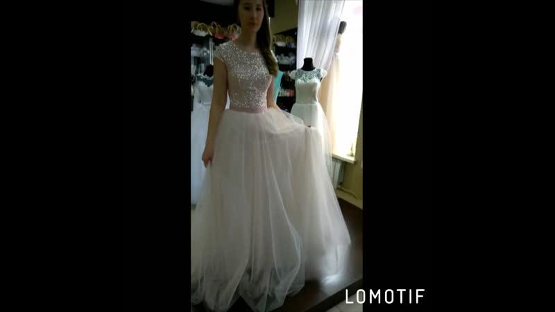 ✨ Блестящее свадебное платье настоящая роскошь✨Оно смотрится утонченно загадочно шикарно Стоит лишь примерить такой наряд