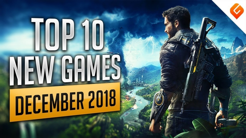Top 10 New Games of December 2018 | PC, PS4, Xbox One, Nintendo Switch