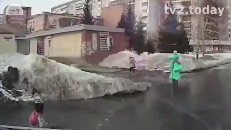 весна в томске