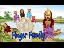 Finger Family Rhymes Lion King Cartoons for Children | Lion 3D Finger Family Nursery Rhymes