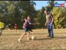 В пос Лавы появилась детская дворовая футбольная команда