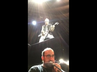 Panagiotis Zafeiropoulos & Scorpions at Athens, Greece в Panathenaic Stadium 16.07.18 )))