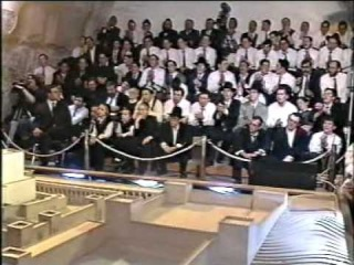 Mordechai Ben David - Live in Kotel 1.MPG