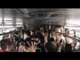 Noize MC фристайл в трамвае в Екатеринбурге