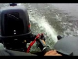 Лодка Хантер 320ЛК+мотор Golfstream (Parsun) T5BMS