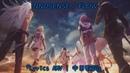 『Lyrics AMV』 Tales of Zestiria The X Season 2 ED Full INNOSENSE FLOW