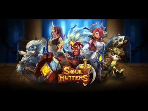Soul Hunters. Башня доблести. 15 уровень.