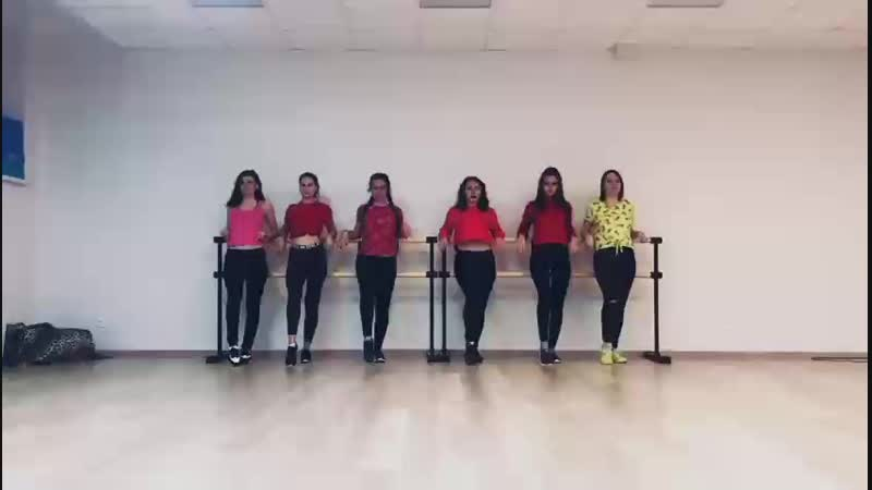 Palo | Reggaeton dance choreo by Anna Rocket