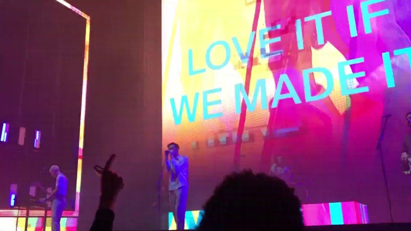 The 1975 - Love It if We Made It, live in Dublin, 100119