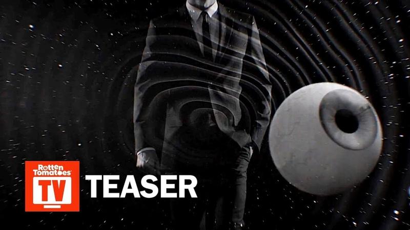 The Twilight Zone Season 1 Teaser | 'Host Announcement' | Rotten Tomatoes TV