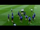 Cristiano Ronaldo ● Skills Tricks Freestyle in Training