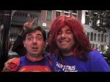 Олл старс) Веселое видео на ночь, знающим инглиш больше фана) Sean Long & Shartimus Prime Cosplay as Black Widow?