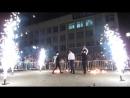 Фестивальное лето на Почтовой - фаер-шоу Illusion Again