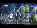 131206 HEYNE - Love007 @ Music Bank