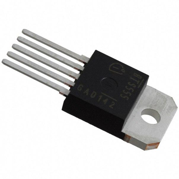 электронный ключ BTS555