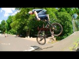 BMX - Instagram Slam Germany with Daniel Tunte &amp Fernando Laczko