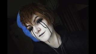 Cosplay [Make-Up]: Eyeless Jack (Creepypasta)