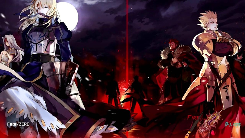 The Battle is to the Strong FateZero Music Extended