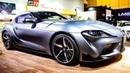 4KGR SUPRA 2019 gazoo racing GRスープラ 市販化モデル - OSAKA AUTO MESSE 2019