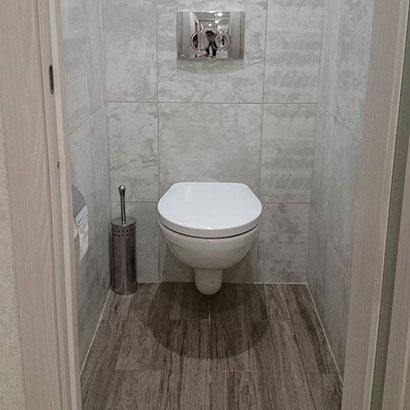 Материалы для ремонта ванной комнаты и туалета