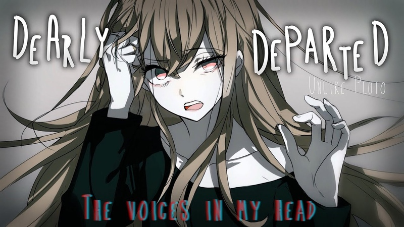 Nightcore ↬ Dearly Departed lyrics