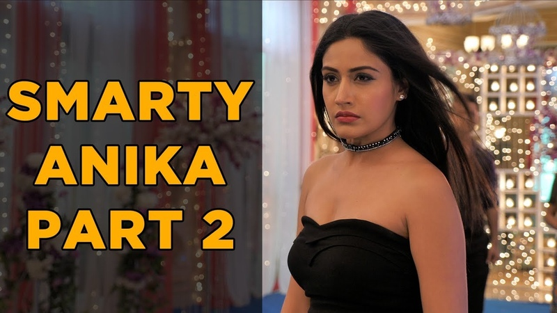 Ishqbaaz Anika outsmarts Abhimanyu Part 2 | Behind the scenes| SSO | Shivika
